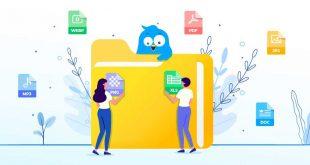 پلاگین FileBird پوشه بندی رسانه ها در وردپرس